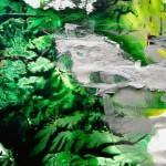 monotype 5 - waterfall #2
